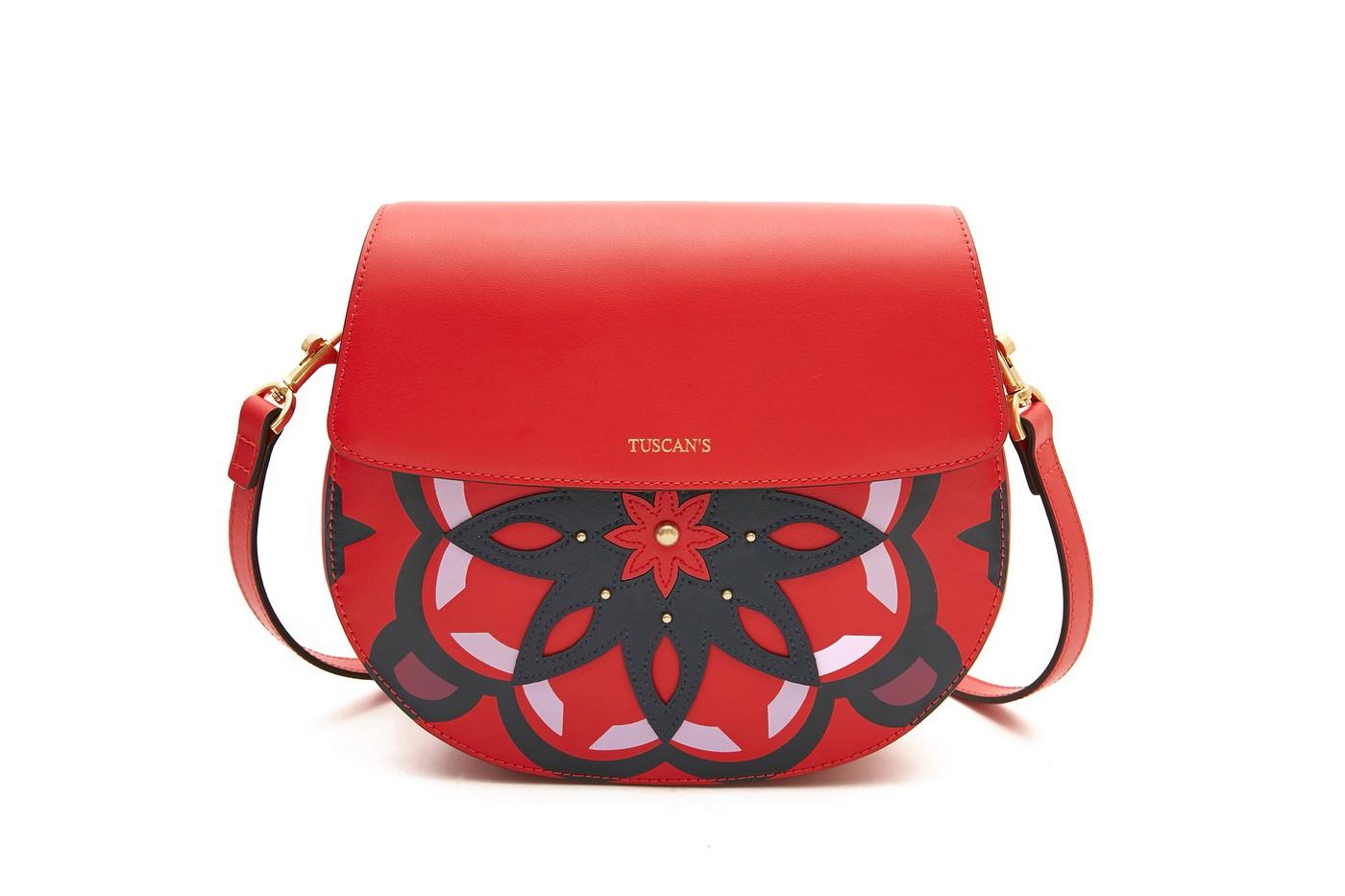 Dome Flap Bag