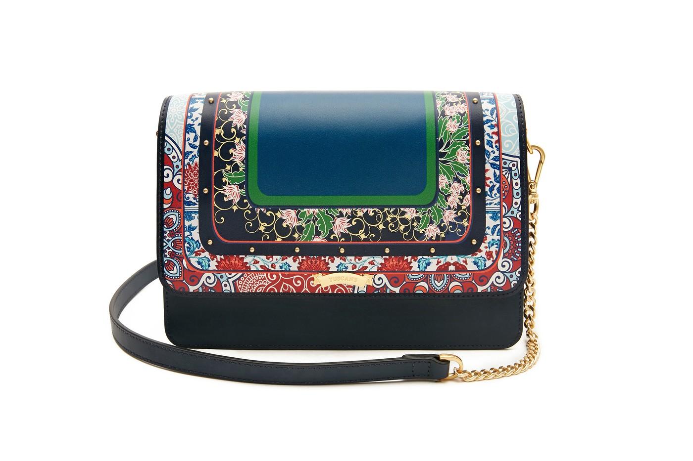 Dynasty Flap Bag