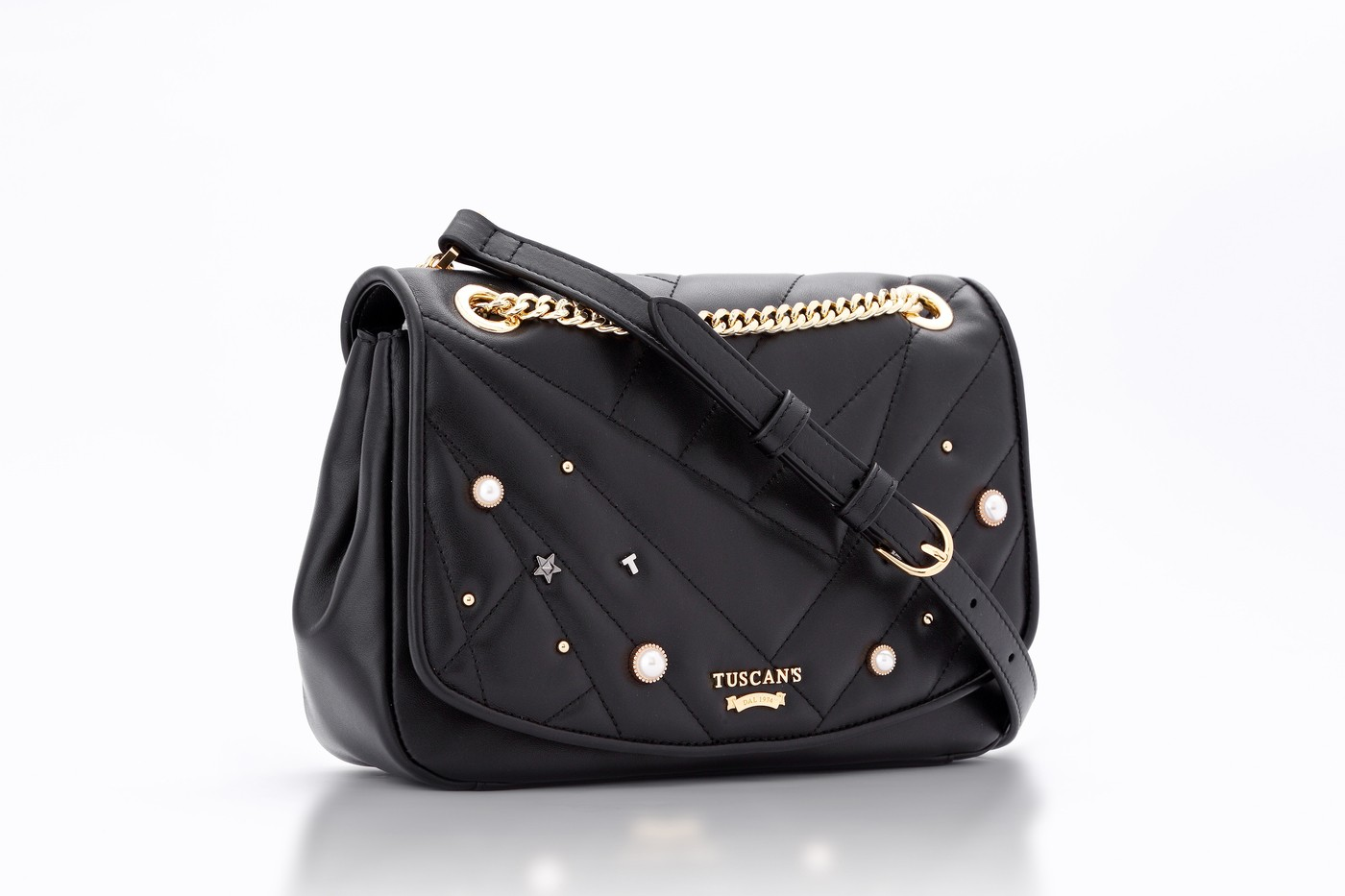 Joan Flap Bag