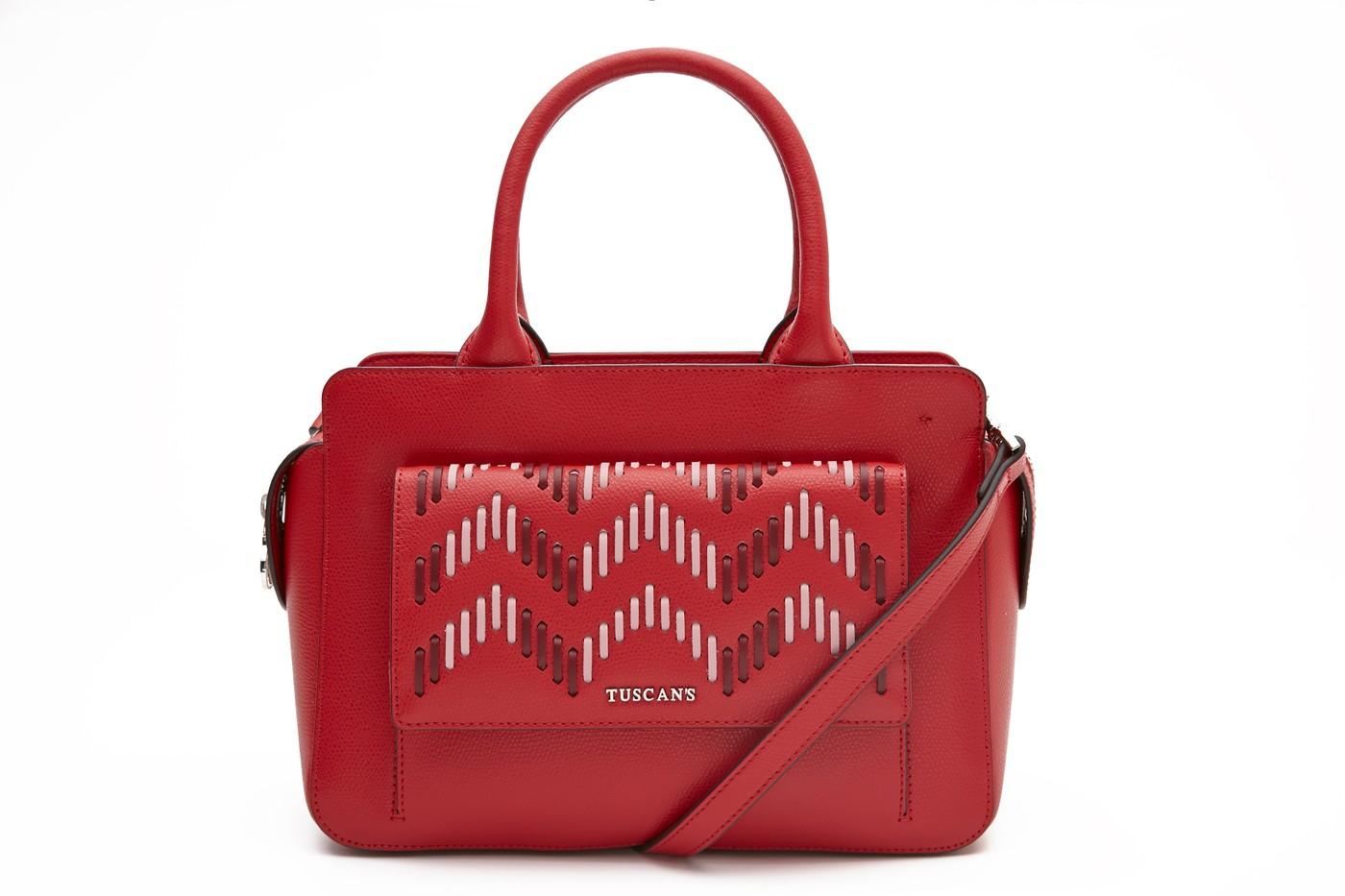 Heartbeat Satchel - 手挽袋