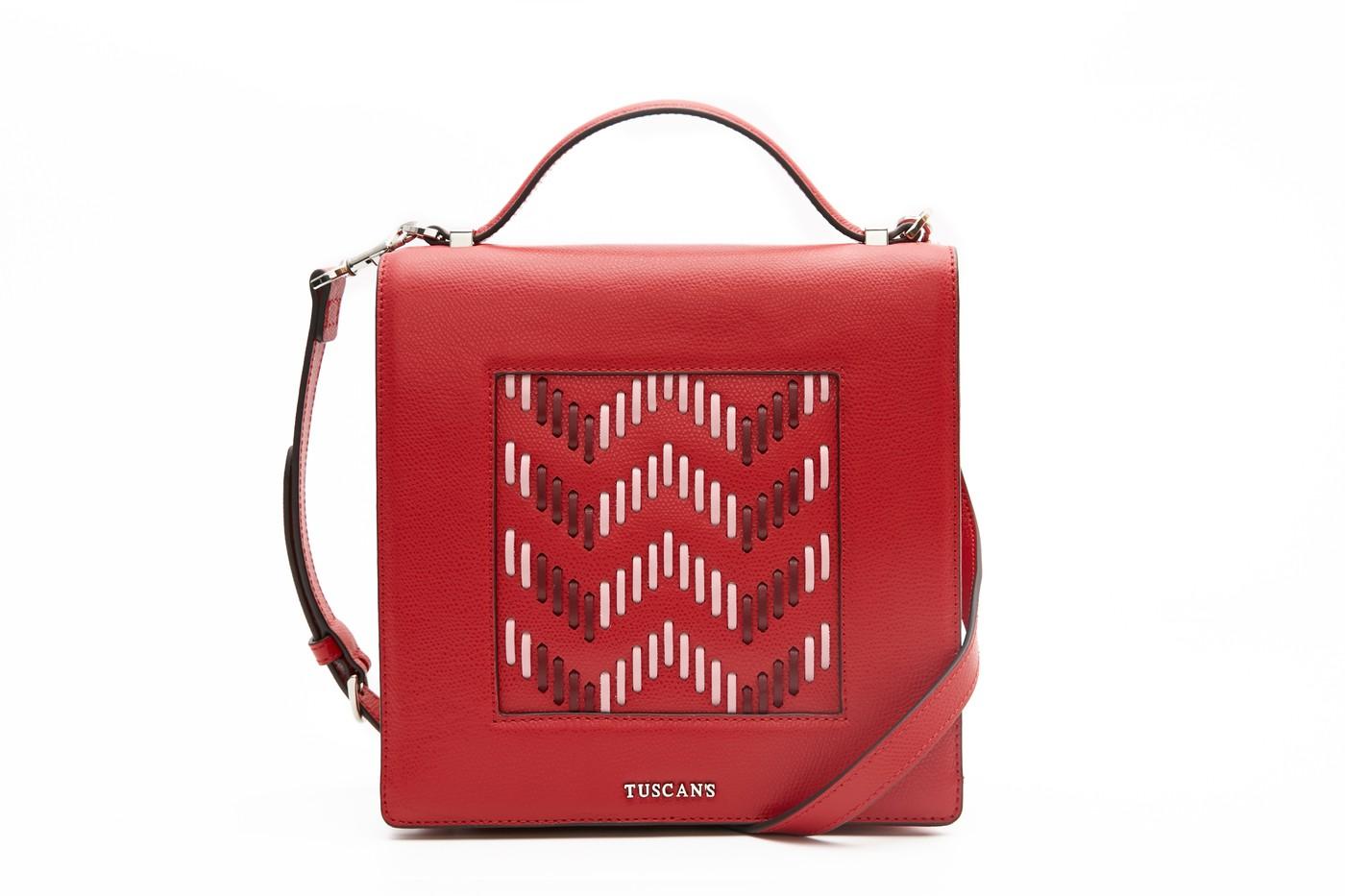 Heartbeat Flap Bag - 盖头袋
