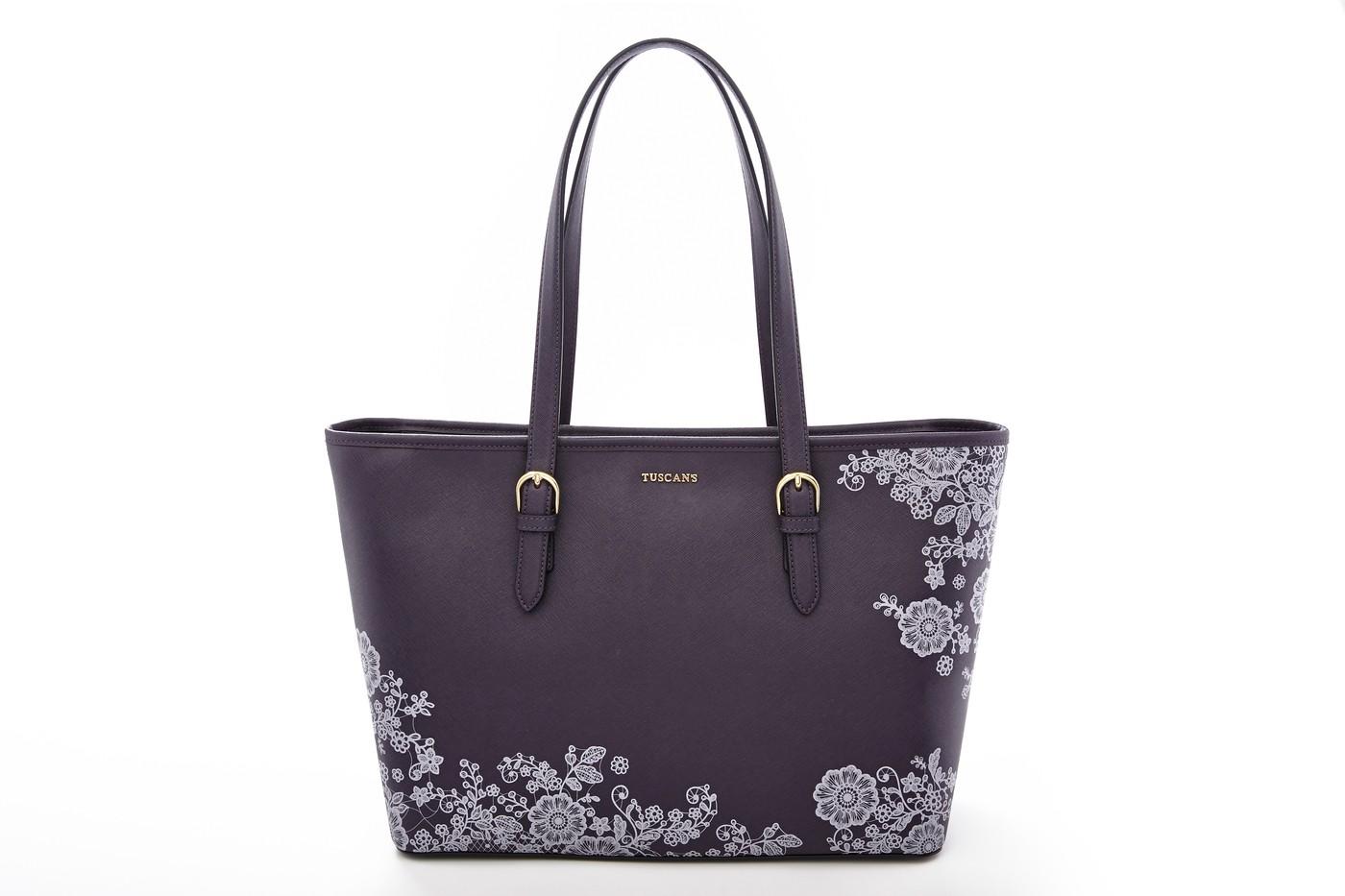 Lace Tote - 購物袋